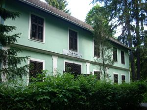 Szilvasvarad erdeszéti múzeum