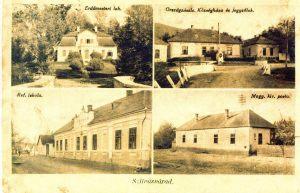 Szilvasvaradi épületek